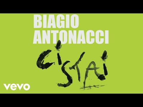 Biagio Antonacci - Ci stai (Lyric Video)