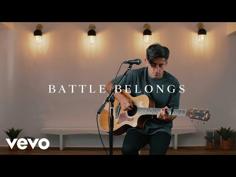 Phil Wickham - Battle Belongs (Acoustic Performance Video)