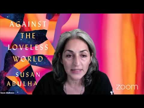 Free Palestine: Susan Abulhawa and Khaled Barakat Speak