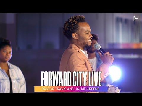 Forward City LIVE - 1pm Service | Pastor Travis & Jackie Greene | Forward City Church