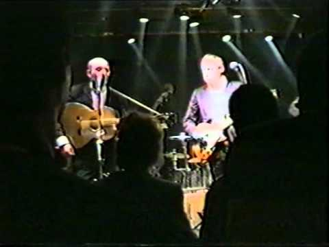 "The Notting Hillbillies ""One way gal""  1998-AUG-01 London"