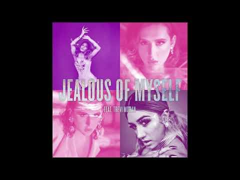 Jealous of Myself (feat. Trevi Moran) - GALXARA (Official Audio)