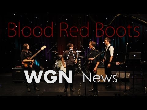 WGN | Blood Red Boots Experience