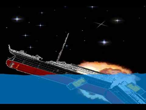 Sinking of the Titanic (by the CLASS)