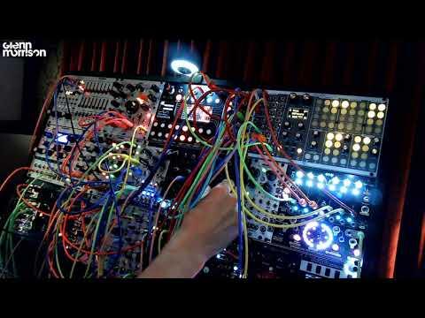 Glenn Morrison - Making Bunker Sessions Techno with Eurorack & Modular