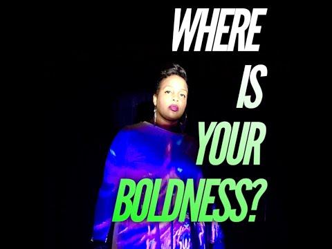 "Ramona Jones/ Free Life Church ""Where is Your Boldness?"""