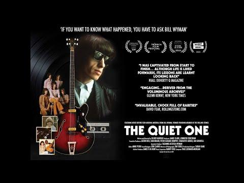 Bill Wyman - THE QUIET ONE (Trailer)