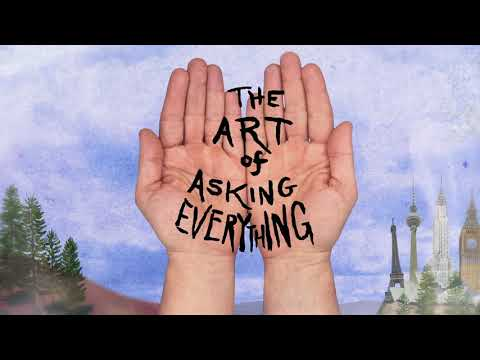 AMANDA PALMER'S NEW PODCAST: THE ART OF ASKING EVERYTHING - trailer