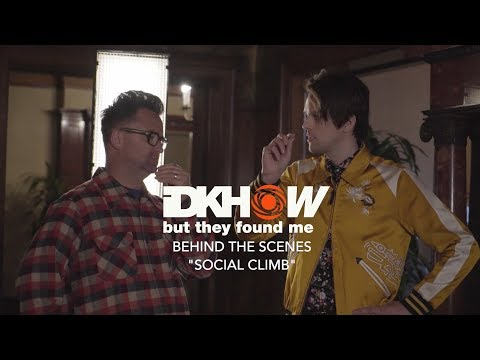 I DONT KNOW HOW BUT THEY FOUND ME - Social Climb (Behind The Scenes)