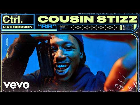 Cousin Stizz - RR (Live Session) | Vevo Ctrl