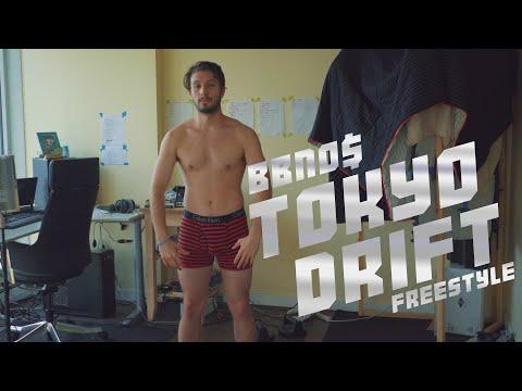 bbno$ - tokyo drift freestyle