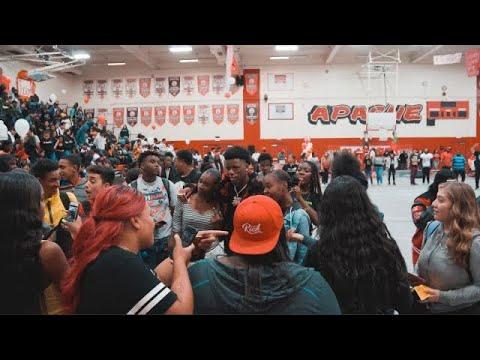 Ambjaay Centennial HS Vlog