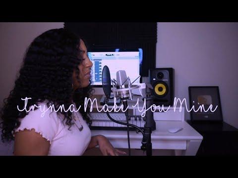 Sydney Renae - Trynna Make You Mine + [ Lyrics ]