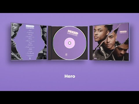 Luh Kel - Hero (Official Lyric Video)