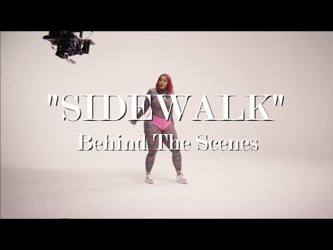Jucee Froot - Sidewalk [Official BTS Video]