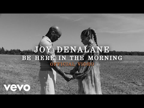 Joy Denalane - Be Here In The Morning Official Video ft. C.S. Armstrong