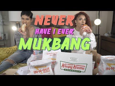 Never Have I Ever Mukbang