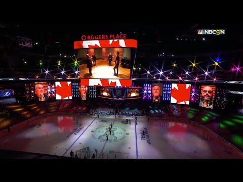 Barenaked Ladies - National Anthems Performance Stanley Cup Finals 2020