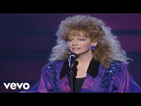 Reba McEntire - Somebody Should Leave (Live From Reba In Concert, 1990)