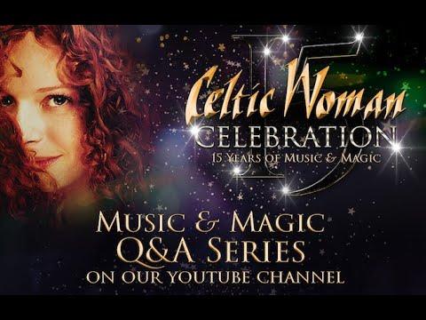 'Music & Magic' Q & A with Megan Walsh