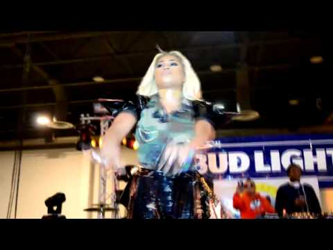 """Just Brittany Live Performace """"Los Magnificos Car Show 2016"""""""