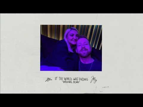JP Saxe - If The World Was Ending (Original Demo) ft. Julia Michaels