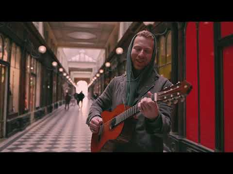 JP Saxe - Explain You (Acoustic in a Parisian Alleyway)
