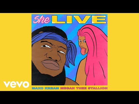 Maxo Kream - She Live (Audio) ft. Megan Thee Stallion