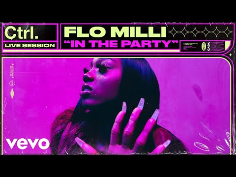 Flo Milli - In The Party (Live Session) | Vevo Ctrl