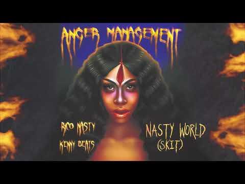 Rico Nasty & Kenny Beats - Nasty World (Skit) [Official Audio]