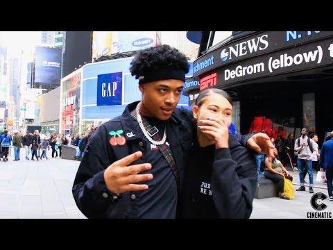 Luh Kel Hits New York City | Lifewluhkel