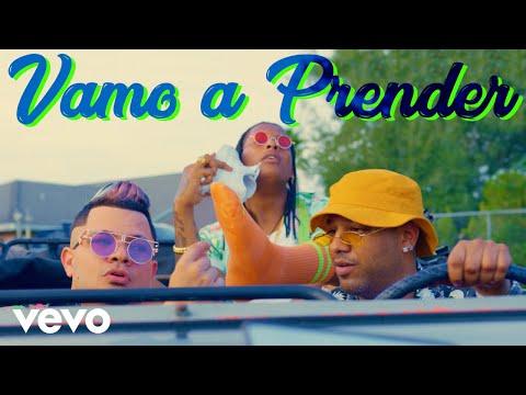 Quimico Ultra Mega, Jowell & Randy - Vamo a Prender (Video Oficial)