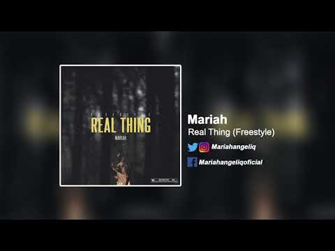 Mariah  - The Real Thing ( Freestyle )