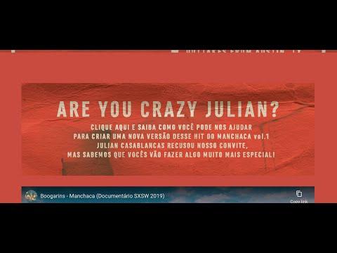 ARE YOU CRAZY #collab com o público
