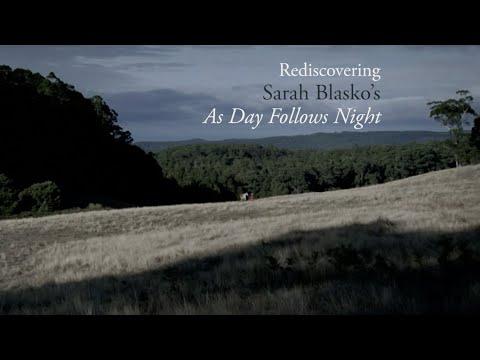 Rediscovering Sarah Blasko's 'As Day Follows Night' (Mini-Documentary)