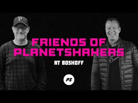 Friends of Planetshakers - At Boshoff (Part 1)