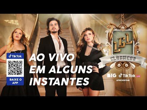 #LIVELGL - Luan Santana, Giulia Be e Luisa Sonza