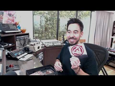 Mike Shinoda Unboxing - Hybrid Theory 20th Anniversary Edition Super Deluxe Box Set