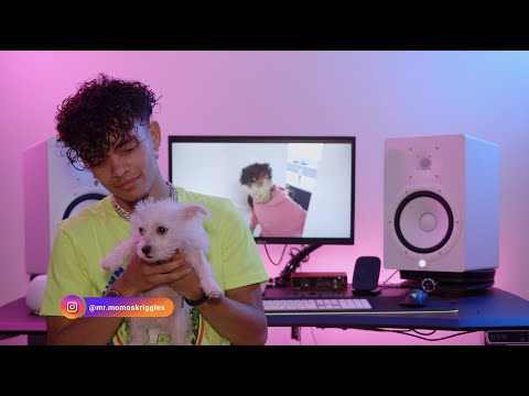 """Lil XXEL - """"Shooting My First Music Video"""" 