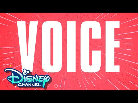 Use Your Voice | Hispanic Heritage Month | Disney Channel
