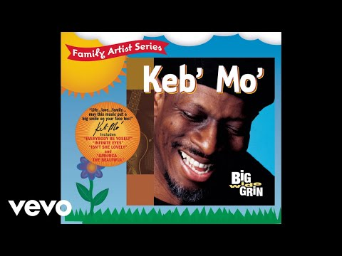 Keb' Mo' - America the Beautiful (Official Audio)