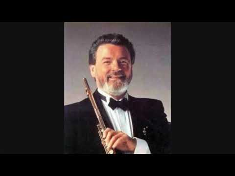 "Sir James Galway Live Performance - Antonio Vivaldi ""Largo"" from The Four Seasons"
