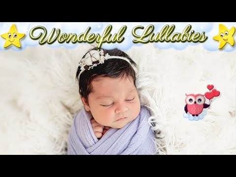 Lilly's Lullaby Super Calming Baby Hushaby ♥ Soft Bedtime Sleep Music Nursery Rhyme ♫ Sweet Dreams