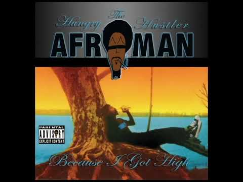 "Afroman, ""Because I Got High"""