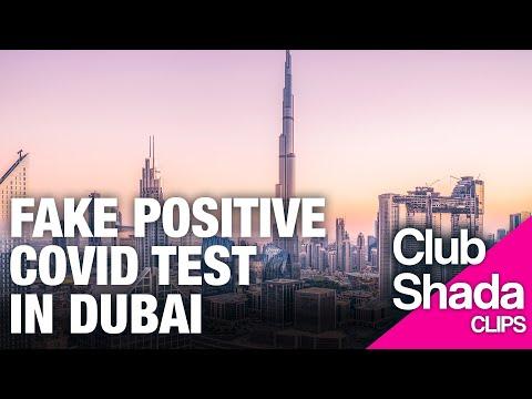 Framed with a fake positive covid test in Dubai | Club Shada Highlights