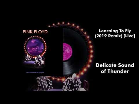 Pink Floyd - Learning to Fly (2019 Remix) [Live] {Official Audio}