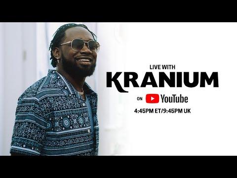 Live with Kranium #AskDrKranium