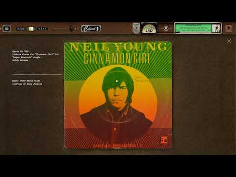 Cinnamon Girl - Neil Young Archives