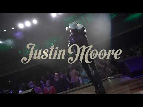 Justin Moore - Live at the Ryman - Available Now