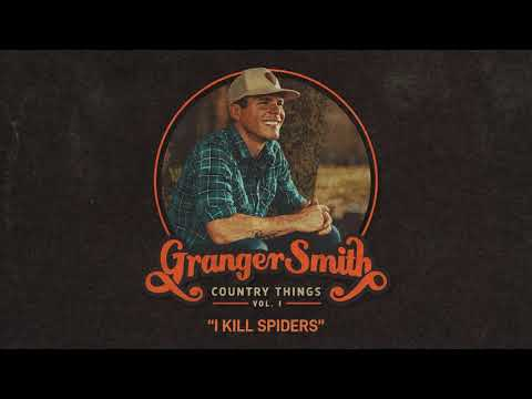 Granger Smith - I Kill Spiders (Official Audio)